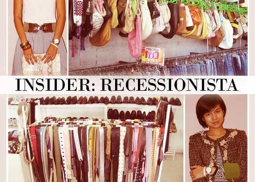 Insider: Recessionista