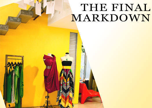 The Final Markdown