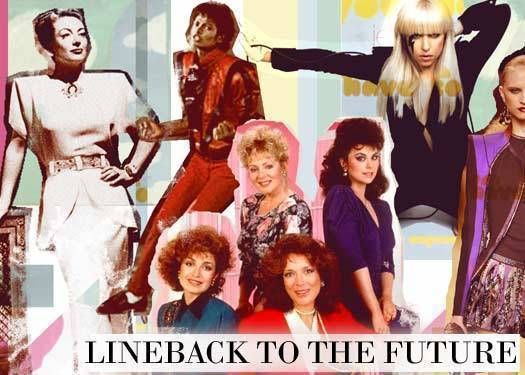 Lineback To The Future