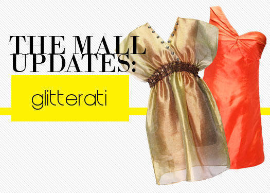 The Mall Updates: Glitterati 1