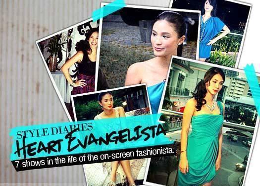 Style Diaries: Heart Evangelista