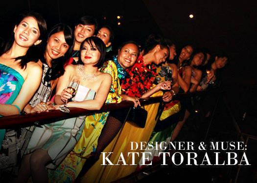 Designer & Muse: Kate Torralba