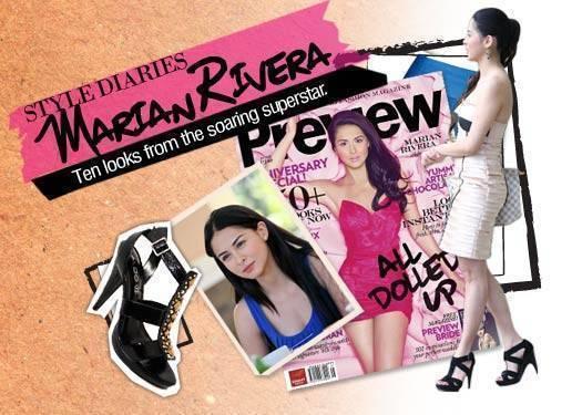 Style Diaries: Marian Rivera