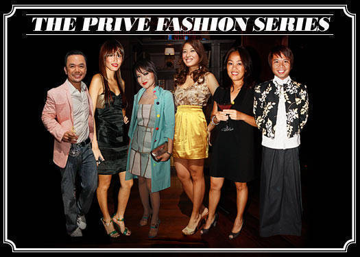 The Prive Fashion Series