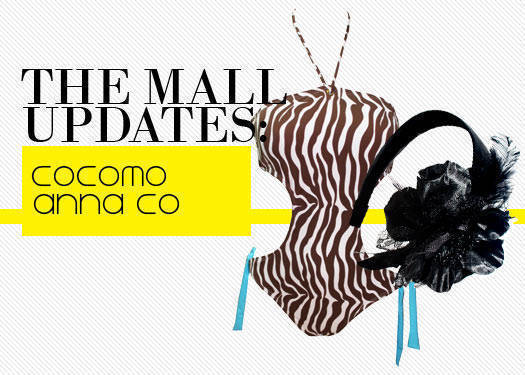 The Mall Updates: Anna Co And Cocomo