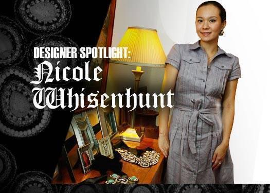 Designer Spotlight: Nicole Whisenhunt