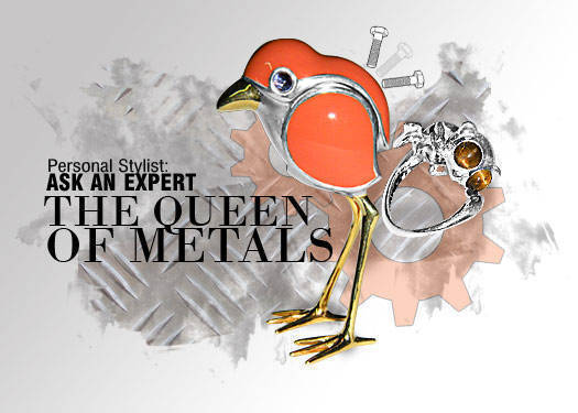 The Queen Of Metals