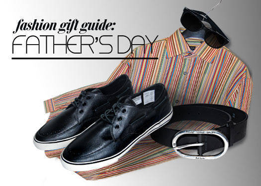 Fashion Gift Guide: Father's Day