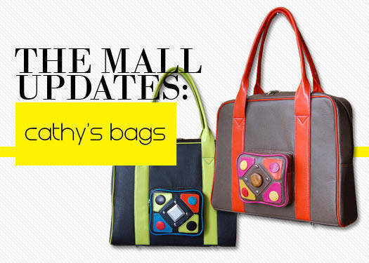 The Mall Updates: Cathy's Bags