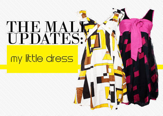 The Mall Updates: My Little Dress