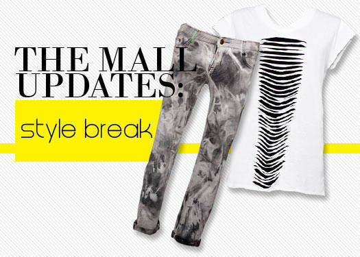 The Mall Updates: Style Break