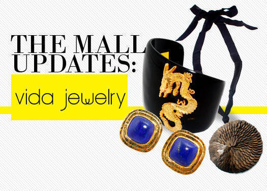 The Mall Updates: Vida Jewelry