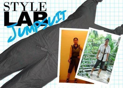 Style Lab: Jumpsuit