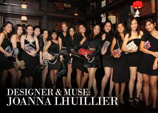 Designer & Muse: Joanna Lhuillier