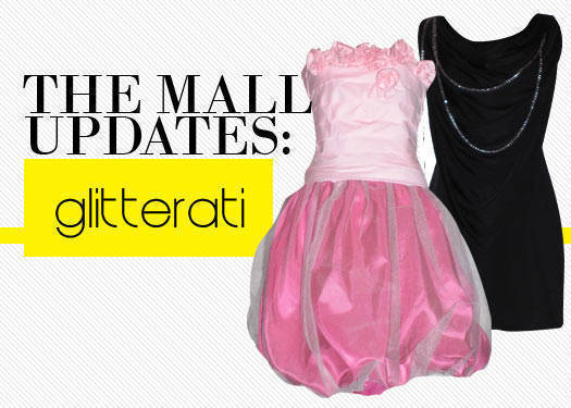 The Mall Updates: Glitterati 2