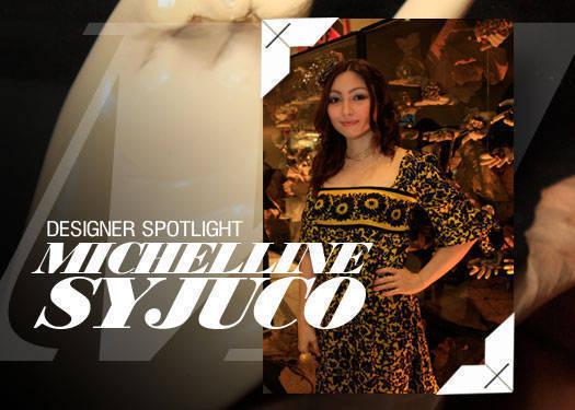 Designer Spotlight: Michelline Syjuco