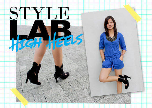 Style Lab: High Heels