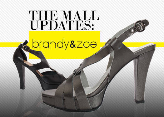 The Mall Updates: Brandy & Zoe