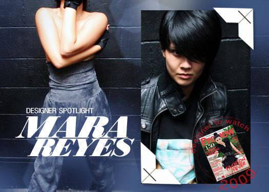 Designer Spotlight: Mara Reyes