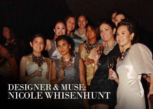 Designer & Muse: Nicole Whisenhunt