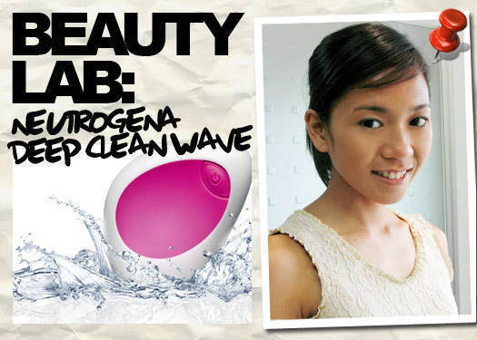 Beauty Lab: Neutrogena Deep Clean Wave