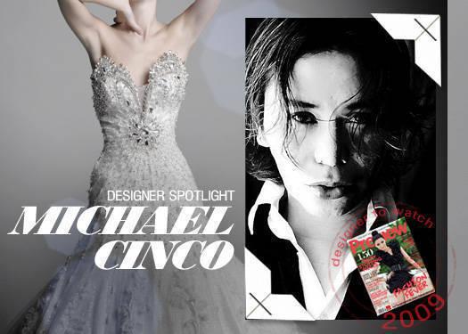 Designer Spotlight: Michael Cinco