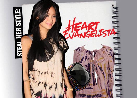 Heart Evangelista