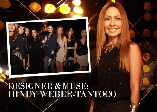 Designer & Muse: Hindy Weber-tantoco