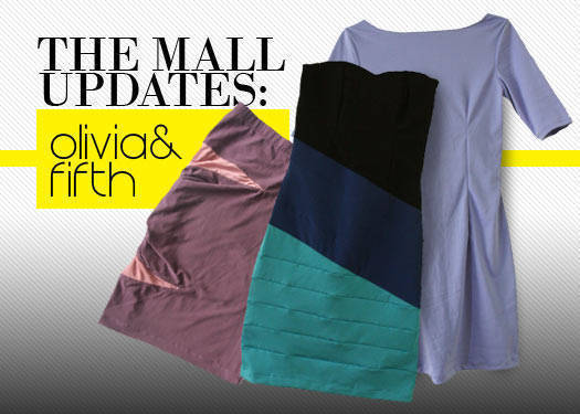 The Mall Updates: Olivia & Fifth 2