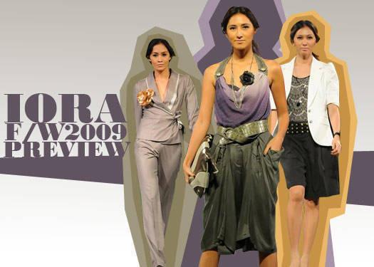 Iora F/w 2009 Preview