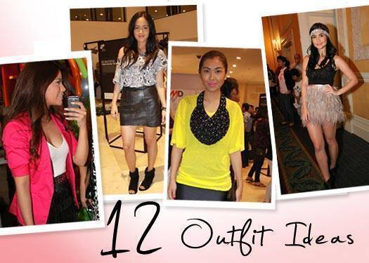 12 Outfit Ideas