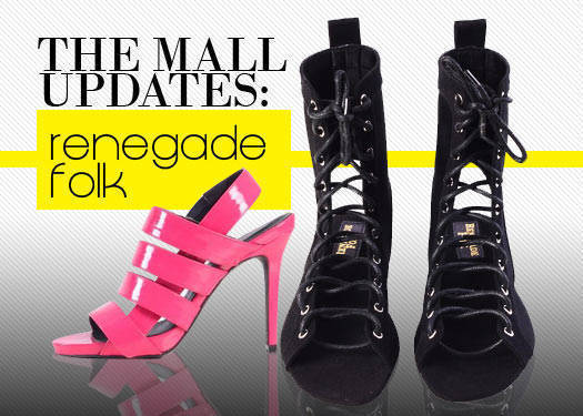 The Mall Updates: Renegade Folk 2
