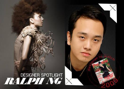 Designer Spotlight: Ralph Ng