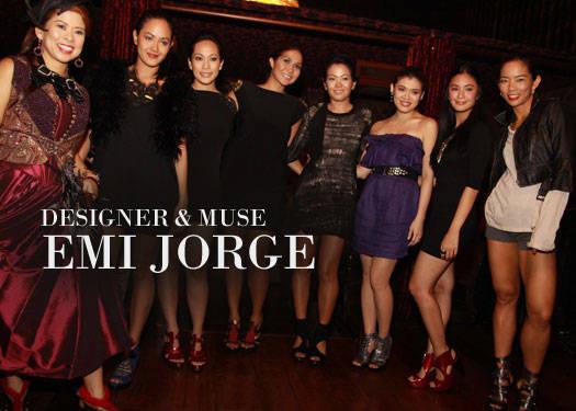 Designer & Muse: Emi Jorge