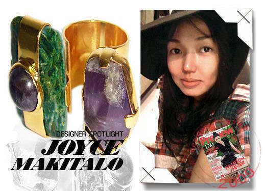 Designer Spotlight: Joyce Makitalo