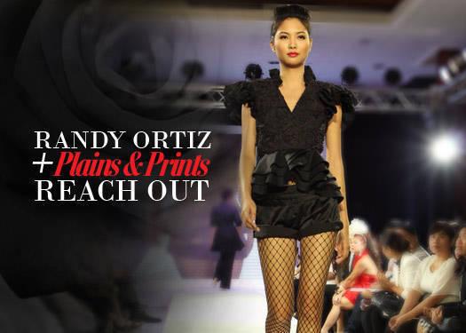 Randy + Plains & Prints Reach Out