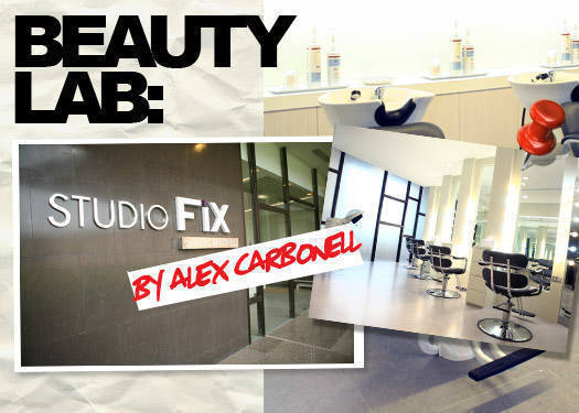 Beauty Lab: Studio Fix Salon By Alex Carbonell