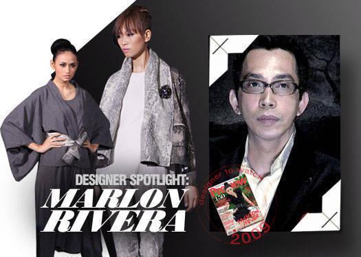 Designer Spotlight: Marlon Rivera