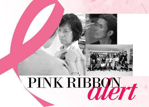 Pink Ribbon Alert