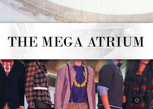 The Mega Atrium