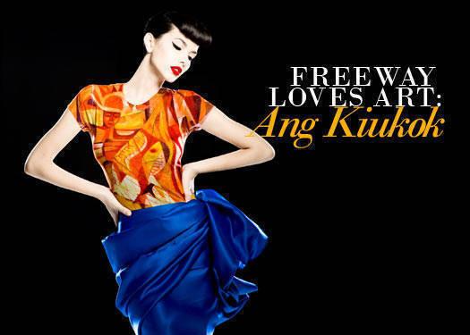 Freeway Loves Art: Ang Kiukok