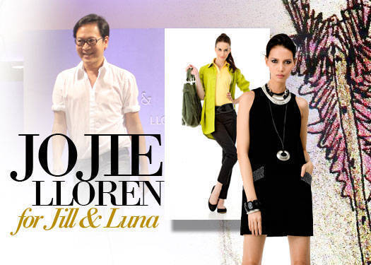 Jojie Lloren For Jill And Luna