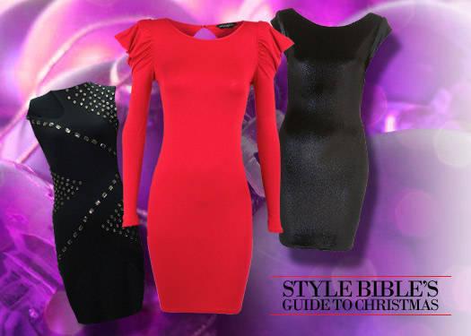 12 Holiday Dresses