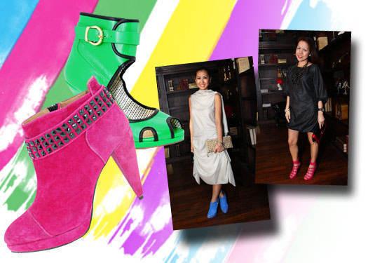 Fluoro Footwear
