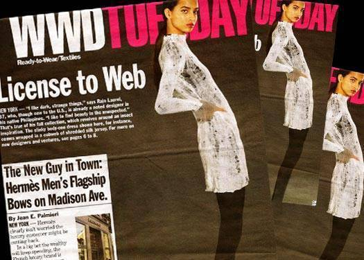 Rajo Is On The Cover Of Wwd!
