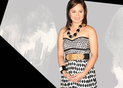 Judy Ann Santos: Black And White Summer