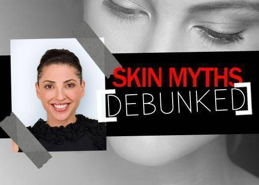 Skin Myths Debunked