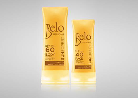 Belo's New Sunscreen