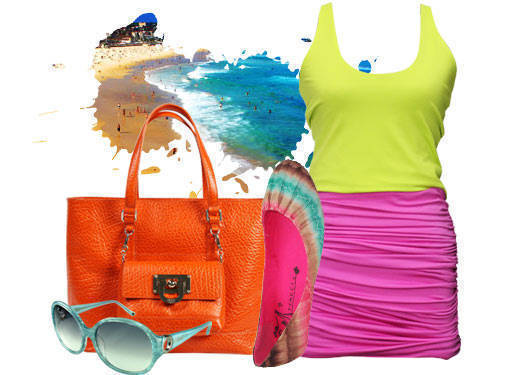 Shopping Guide: Tropical Brights