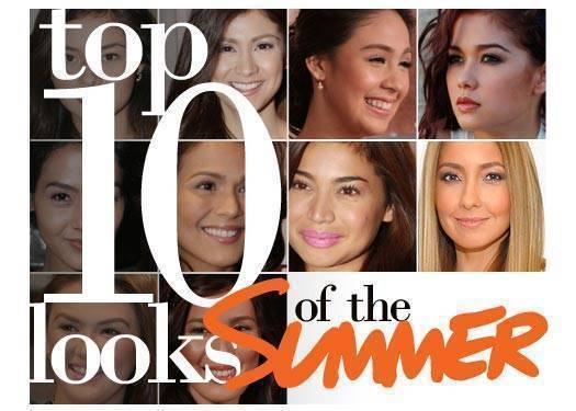 Top Ten Looks Of The Summer